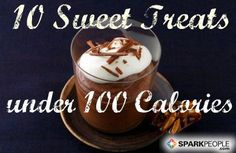 10 Treats Under 100 Calories Slideshow