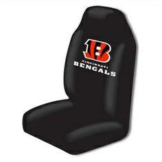 Cincinnati Bengals Car Seat Cover