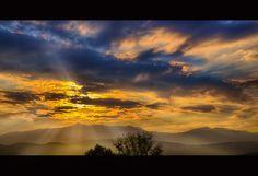 Fotografía Morning glory I por George Megas en 500px