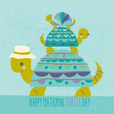 happy national turtle day, Jill Howarth