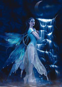 Blue Faerie