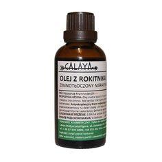 Olej z Rokitnika Zimnotłoczy Nierafinowany Intj, Detox, Shampoo, Essential Oils, Personal Care, Bottle, Health, Self Care, Health Care