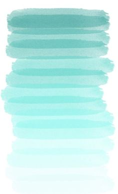 Aqua Turquoise Mint Green Mint Blue Seafoam Green Tiffany Blue Paint Watercolor Do More of What Makes You Happy.
