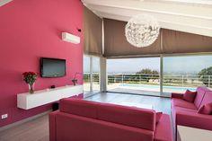 Villa di lusso Atena (soggiorno) - Luxury villa Atena (living room)