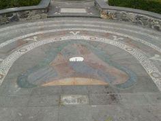 Imagen del glifo que dio nombre originalmente a la comunidad. Significa Tlapallah, que significa Lugar de pinturas o pigmentos que deriva de Tlapalli=pintura, tlah= Lugar de. Como podemos observar en esta imagen, refleja el color del cual deriva su significado.