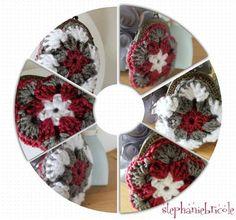 compo granny crochet