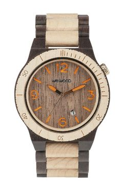 WeWOOD Alpha Chocolate/Beige - Indian Rosewood