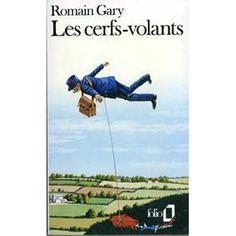 Romain Gary - Les cerfs-volant  « N'ayez pas peur d'être heureux, c'est juste un bon moment à passer »  Romain Gary  ... on ne saurait mieux dire ;-)