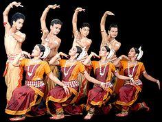 Oda expressional dance