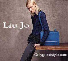 Brand Liu Jo style fall winter 2015 2016 for women