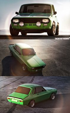 2015 update of the 2 door version of the Renault 12 / Dacia 1300 Alpine Renault, Automobile, Cj Jeep, Fiat 600, Classic Sports Cars, Car Girls, Car Photos, Hot Cars, Concept Cars