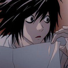 Elle Lawliet, L Icon, L Death Note, Emo Boys, All Anime, Anime Art Girl, Pretty Boys, Detective, Husband