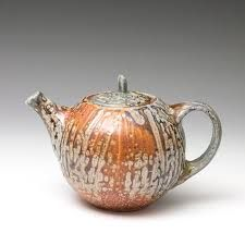 Image result for odd pottery teapot
