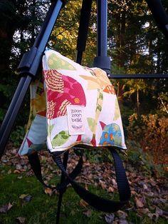 Camera Bean Bag, Tripod Weight, Stabilizer, Bean Pod - Bright Birdies
