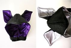 Bat ears tutorial - Halloween Costumes 2011: into the Dark Knight | MADE