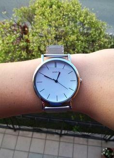 Kup mój przedmiot na #vintedpl http://www.vinted.pl/akcesoria/bizuteria/13682589-nowy-srebrny-zegarek-geneva-idealny-na-prezent-na-dzien-mamy