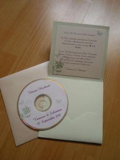 Dankekarte innen CD-Detail