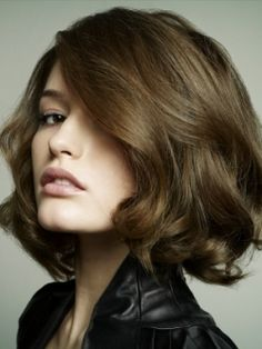 my new haircut could look like this if I knew how to achieve it.