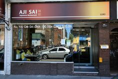 Aji Sai - Toronto loves good sushi. And all-you-can-eat sushi. Unfortunately, those are usually mutually exclusive... but not at Aji Sai. Break out the stretchy pants and settle in for a couple of hours. Trust.