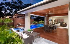 The Santorini Home -| Metricon pergola