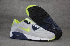 cheap for discount 985c6 94375 Buy Original Nike Air Max 90 Run Shoesr Men Grey Fluorescent Gree from  Reliable Original Nike Air Max 90 Run Shoesr Men Grey Fluorescent Gree  suppliers.
