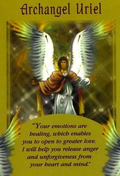 "I am called the ""Psychologist Angel"" because I help to heal toxins from people's thoughts and emotions.  I am especially able to release stubborn anger and unforgiveness."