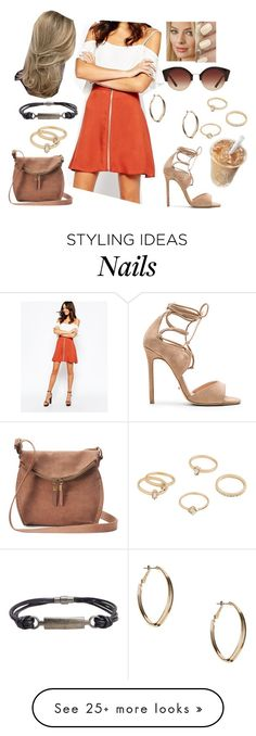 """""""Bez tytułu #17033"""" by sophies18 on Polyvore featuring Zoya, Tony Bianco, SONOMA Goods for Life and MANGO"""
