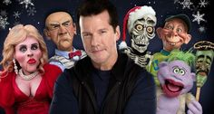 Funny, Music and More...: Jeff Dunham - Sparks of Insanity - Peanut