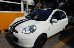 nissan march olx