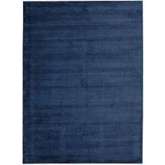 Calvin klein lunar rugs lun1 klnbl in klein blue buy online from the rug seller uk