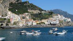 Town of Amalfi Amalfi Coast, Dolores Park, Italy, World, Photography, Travel, Italia, Photograph, Viajes