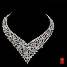 Diamond Statement Collar