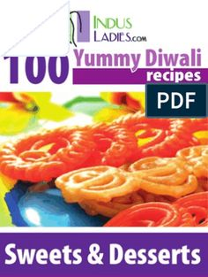 Diwali eBook Free Books To Read, Books To Read Online, Diwali Food, Document Sharing, Free Food, Snack Recipes, Curry, Pdf, Desserts