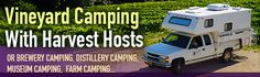 Overnight Stops at Wineries & Farms