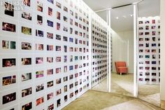 Wallcovering, Kaleidoscope House Large by Laurie Simmons. http://maharam.com/products/kaleidoscope-house-large/colors/001