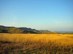 Morning light near Machir Bay, Isle of Islay