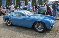 1954 Maserati A6CGS