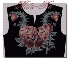 Nata-xa. Цветы - стр. 1 - Магазин дизайнов - New embroidery