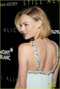 Kate Bosworth Debuts New Short Haircut at 'Still Alice' Premiere!
