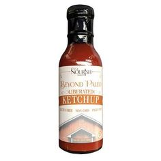Liberated Specialty Foods - Beyond Paleo Ketchup - 13 oz