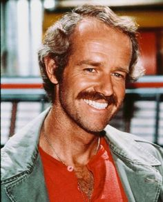 M*A*S*H - Xai'nyy Mike Farrell was the actor behind B. J. Hunnicutt