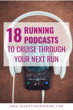 I asked the running community who listens to podcasts while running. And what podcasts by runners about runners and for runners they recommended. Running Routine, Running Workouts, Running Tips, Running Training, Running Women, Music For Running, Trail Running, Running Podcast, Running Playlists