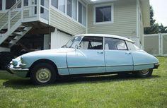 1966 Citroen DS19 Pallas