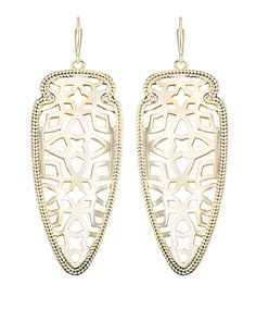 Have these! Love them!...Kendra Scott earrings