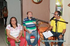BCA - Santa Filomena PE: Prefeito Gildevan Melo faz programa de rádio ao vi...