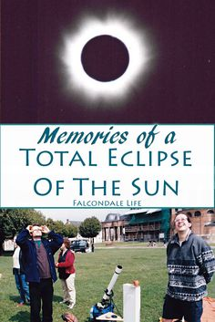 Memories of a Total Eclipse of the Sun - A Travelogue Part 2 - falcondale life