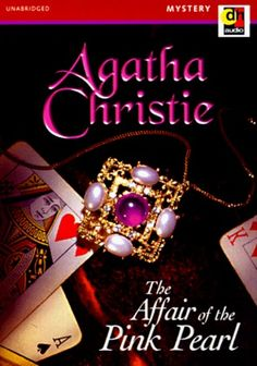 """The Affair of the Pink Pearl : from Tommy & Tuppence in """"Partners In Crime"""" short stories. Miss Marple, Hercule Poirot, Best Mysteries, Film Serie, Partners In Crime, Agatha Christie, Romance Novels, Affair, Mystery"""