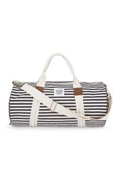 Stripes Weekender Bag
