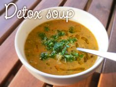 Ayurveda Detox Soup  Im Trying this