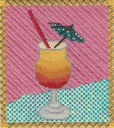 Needlepoint Stitch Guides by Janet M. Perry - Napa Needlepoint